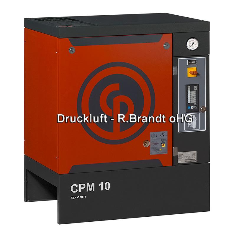 druckluft brandt shop chicago pneumatic druckluft schraubenkompressor 7 5kw 8bar 10bar. Black Bedroom Furniture Sets. Home Design Ideas